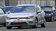 2020 Volkswagen Golf ortaya çıktı