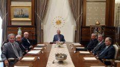 Yüksek İstişare Kurulu Toplantısı Yapıldı