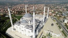 90 bin camide dua yapıldı