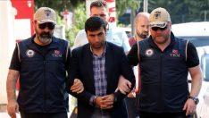 Terör örgütü propagandası yaptığı gerekçesiyle gözaltına alındı