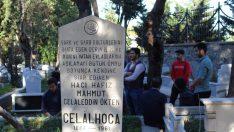 Türkiye'nin ilk İmam Hatip okulu müdürü kabri başında anıldı