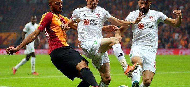 Galatasaray zorlada olsa galip