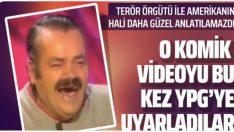 Meşhur video bu kez YPG'ye uyarlandı