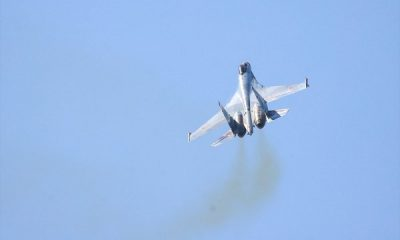 ABD basını Su-35'leri övdü: Rus hava üstünlüğüne örnek