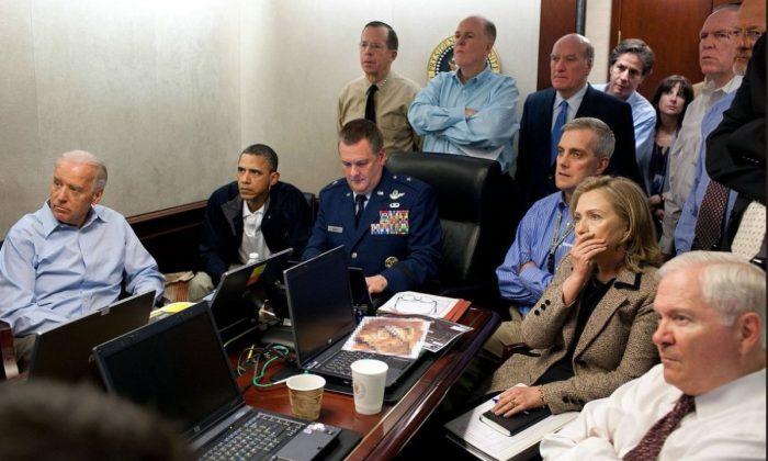 ABD başkanlarından benzer pozlar