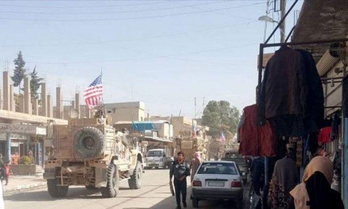 ABD ile YPG'den ortak devriyelere devam