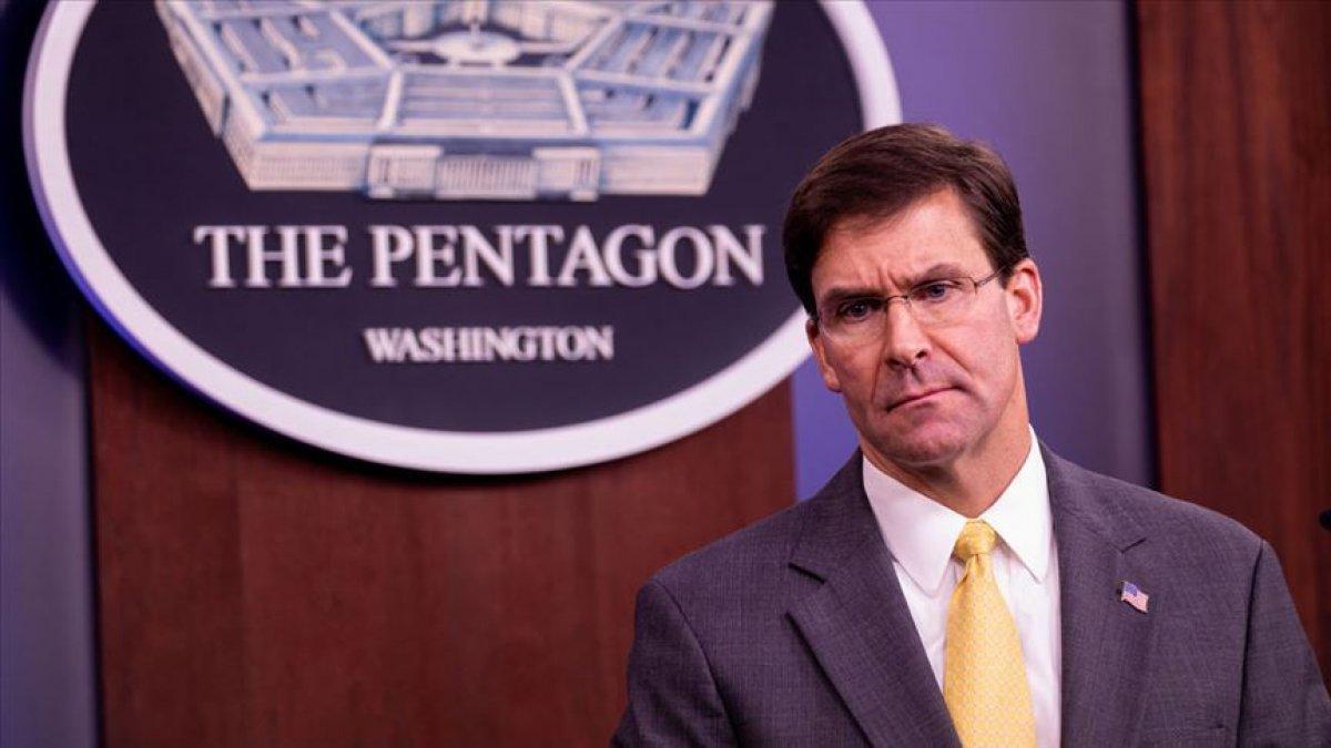 ABD Savunma Bakanı: Türkiye bizi zor durumda bıraktı