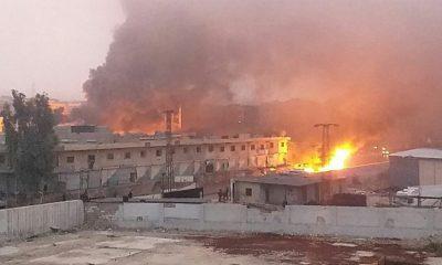 Afrin'de terör saldırısı: 2 ölü, 12 yaralı