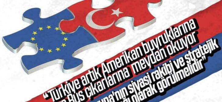 Alman basını Türkiye'yi ortak olarak görmek istiyor