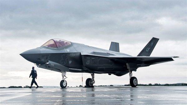 Alman şirket: F-35 radara yakalandı