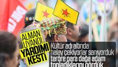 Almanya'da PKK finansörü derneğe para yardımı kesildi