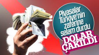Anlaşmanın ardından dolar ve euro düşüşe geçti