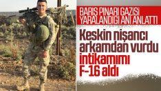 Barış Pınarı Harekatı gazisi: Teröristler çok korktu