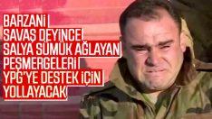 Barzani peşmergelerini YPG'ye yollayacakmış