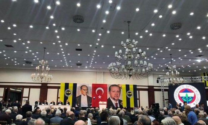 CANLI | Cumhurbaşkanı Erdoğan, Fenerbahçe Divan Kurulu'nda