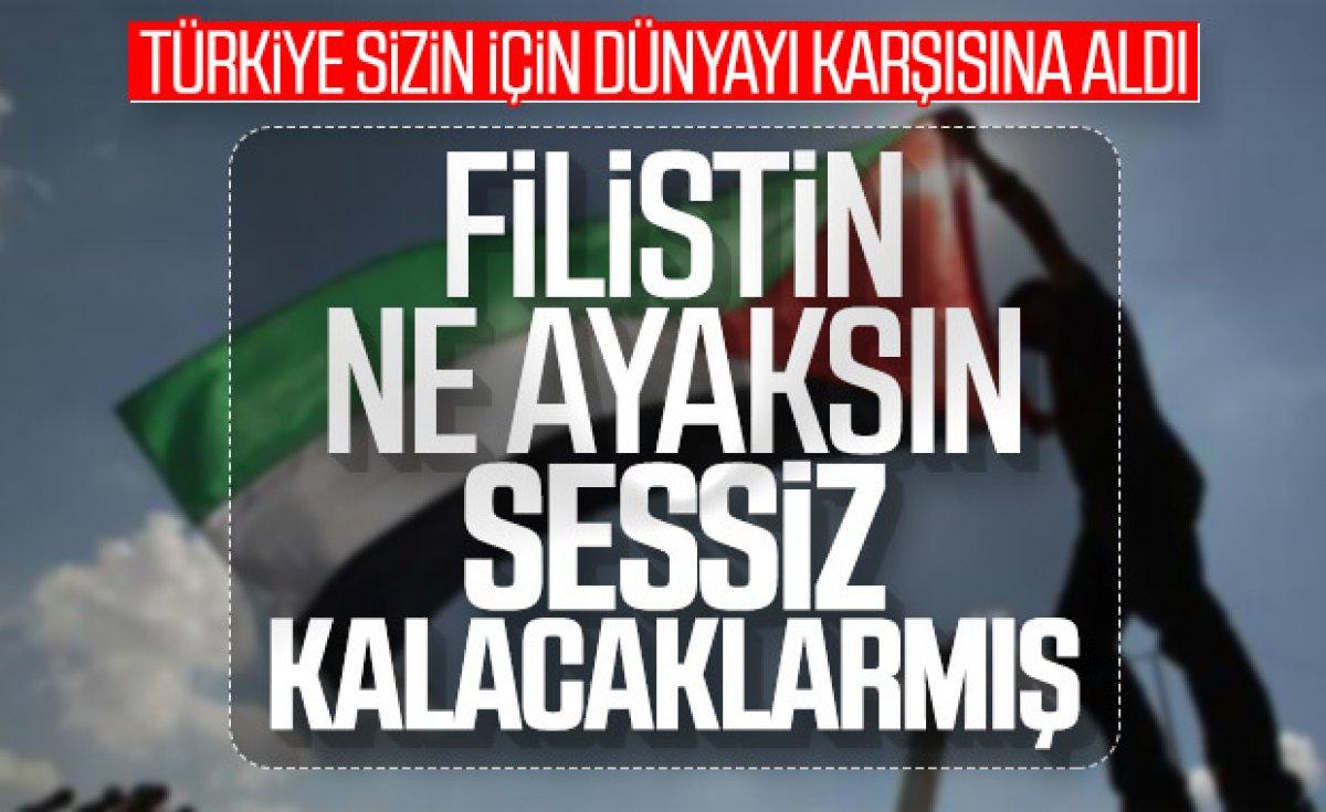 Çavuşoğlu: Gazze'deki Filistinlilere desteğimiz sürecek