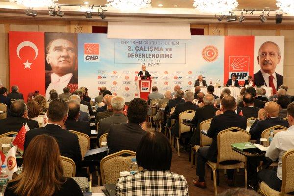 CHP'de milletvekili-belediye başkanları sorunu