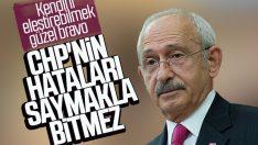CHP'ye Kılıçdaroğlu'ndan eleştiri