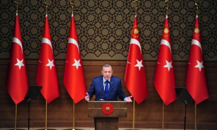 Cumhurbaşkanı Erdoğan'dan suç duyurusu