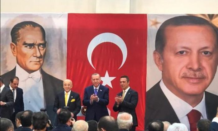 Cumhurbaşkanı Recep Tayyip Erdoğan: 'Mesaj alındı değil mi?'