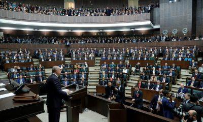 Cumhurbaşkanı'ndan milletvekillerine Meclis uyarısı