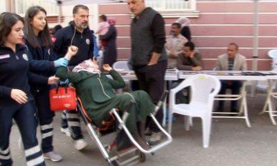 Diyarbakır HDP il binası önünde gerginlik