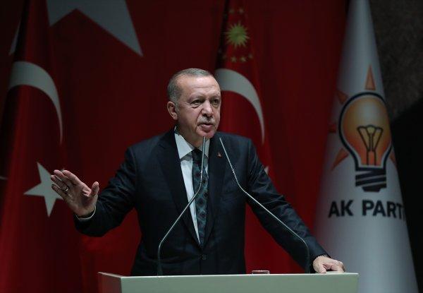 Erdoğan, Türkiye'yi kınayan ülkelere cevap verdi