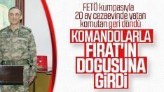 FETÖ'nün kumpas kurduğu komutan Barış Pınarı Harekatı'nda