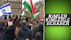 Filistin-İsrail bir oldu, Türkiye'yi protesto etti