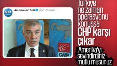 Fırat'ın doğusuna harekat mesajı CHP'den ses getirdi