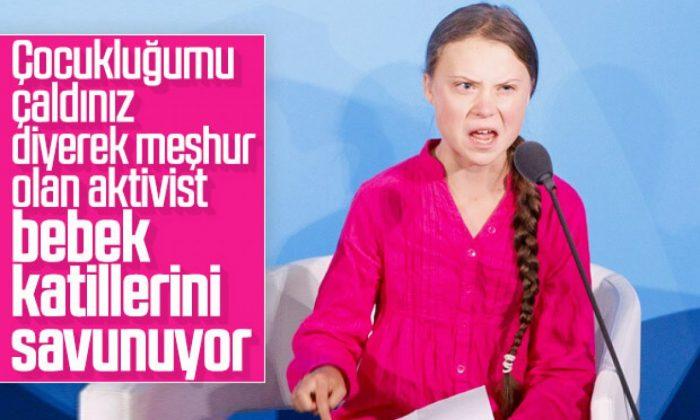 Greta Thunberg'in adı, bir böcek türüne verildi
