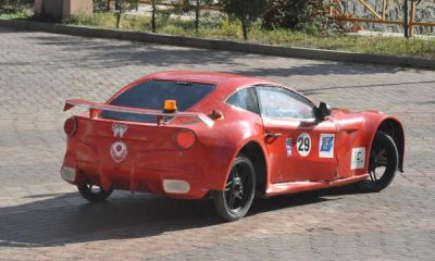 Gümüşhane Üniversitesi'nden yüzde 95'i yerli otomobil