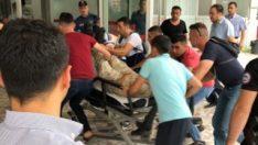 Hatay'da askeri araç devrildi: 7 yaralı