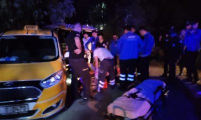 Hatay'da bir taksici kendi aracının altında kalarak öldü
