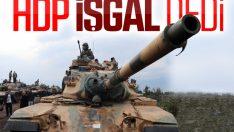 HDP, Barış Pınarı Harekatı'nı işgal olarak tanımladı