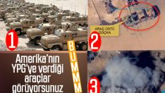 İHA'larımız YPG'lileri avladı