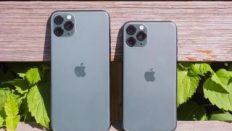 iPhone 11 Pro, tek bir parçayla iPhone 11 Pro Max'e dönüştü
