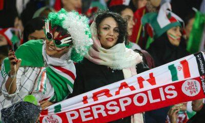 İran'da kadınlara tekrar stadyum yasağı geldi