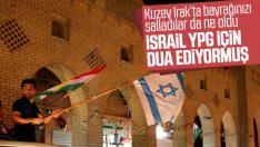İsrailli siyasetçiler de YPG/PKK'ya sahip çıktı