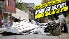 İstanbul'da gece fırtına etkili olacak