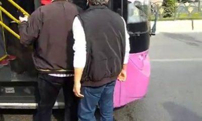 İstanbul'da otobüs şoförü kavga ettiği yolcuyu almadı
