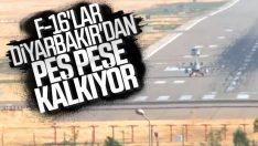 Jetler Diyarbakır'dan Barış Pınarı için havalanıyor