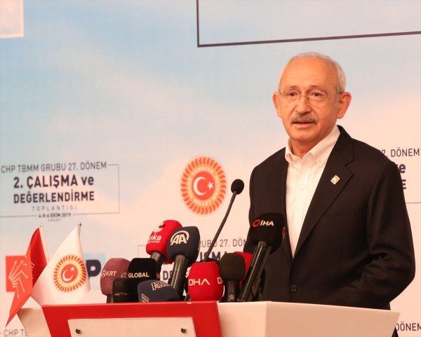 Kemal Kılıçdaroğlu: Çözüm üreten tek parti biziz