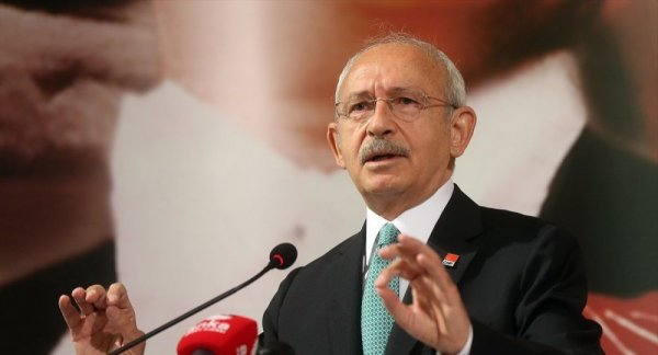 Kılıçdaroğlu'ndan Barış Pınarı Harekatı açıklaması