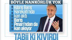 KKTC Cumhurbaşkanı Mustafa Akıncı: Yanlış anlaşıldım