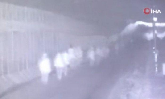 Komandoların Suriye'ye girişi