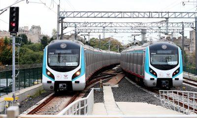 Marmaray 6 yılda 403 milyon yolcu taşıdı