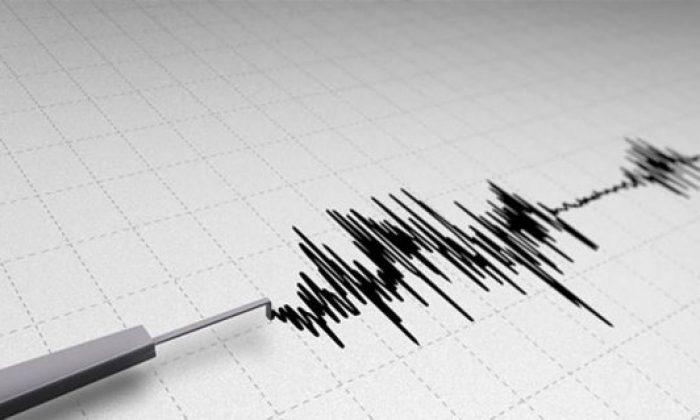 Marmaris'te 4.3 büyüklüğünde deprem