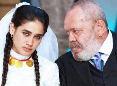 Meltem Miraloğlu, 80 yaşındaki Amerikalı ile evlendi
