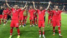 Milli Takımımızın konuğu Arnavutluk